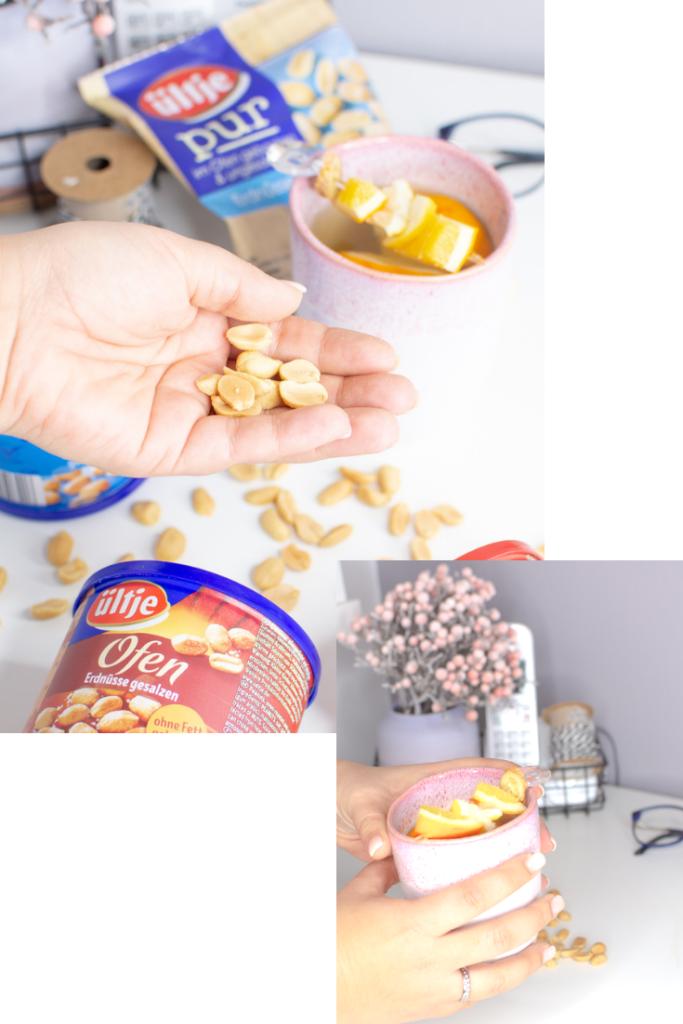Mehr Gelassenheit geht in keine Nuss. Fit und gelassen durch den Winter mit ültje der kleinen Erdnuss voller Power Superstoffe. Natürlich wertvoll und superlecker das kann ueltje in nur einer kleinen Erdnuss vereinen.