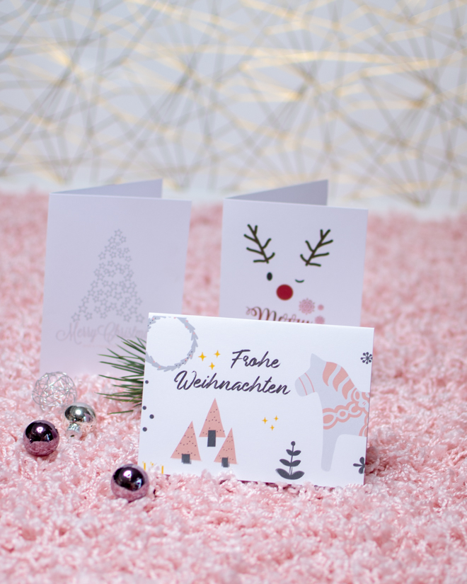 Weihnachtskarten Beschriften Kostenlos.Weihnachtskarten Zum Ausdrucken Feiersun De
