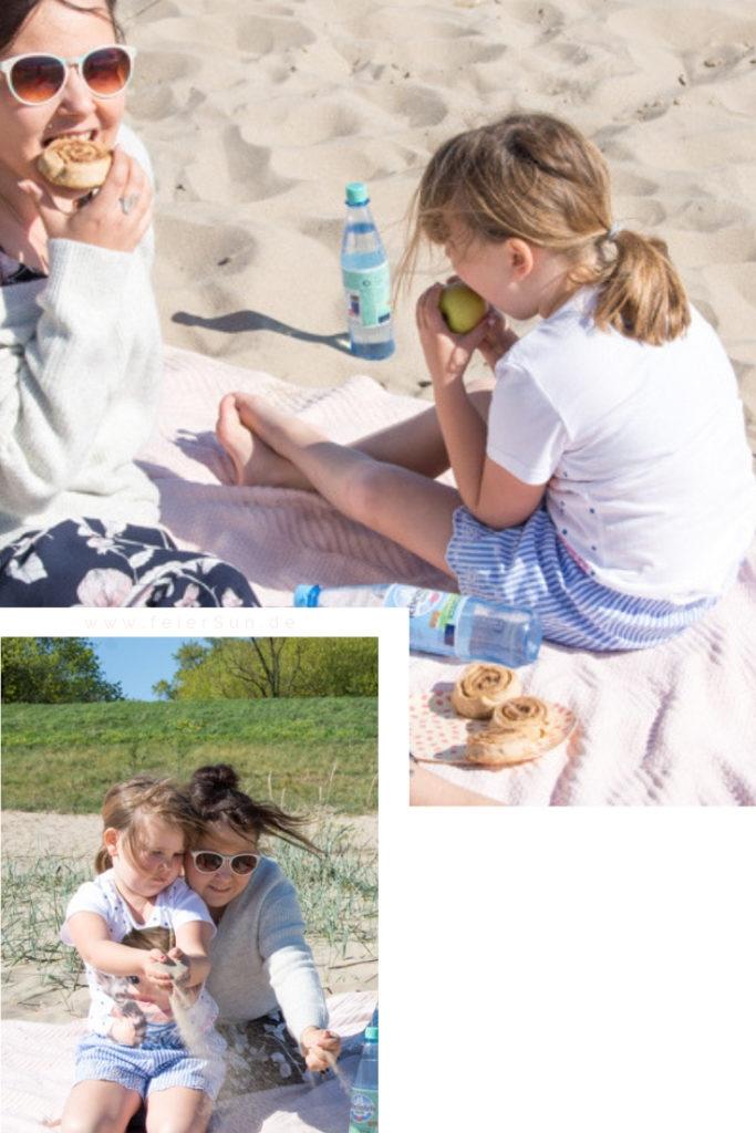 Ob der Nachmittag im Garten oder unterwegs mit dem Rad. Uns hält dann nur noch wenig drinnen. Zwischen Spielplatz, Feldwegen und einem Ausflug an den Strand - wer frische Luft so sehr liebt wie wir, der braucht auch etwas besonders frisches zu trinken und so geht es für uns mit Rheinfels Quelle raus in den Frühling.    | #feierSun #rheinfelsquelle #meinmineralwasser