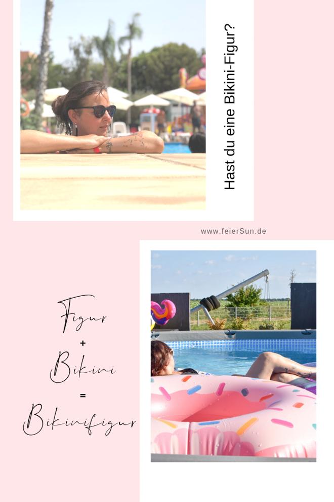 Bademode für Selbstvertrauen. Steht zu deinen Rundungen. Denn verpackt in dieser wunderschönen Bademode sehen die einfach umwerfend aus in Bademode für Frauen mit weiblichen Rundungen. #feierSun #Mode #Bademode