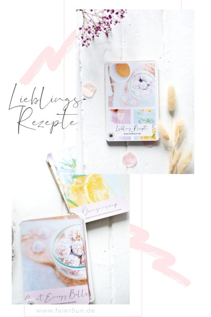 Deine Lieblingsrezepte in einem fingerbook. Das kleine, portable Fotoalbum zum Auffächern für deine liebsten Rezepte als Geschenk.  Das Fotogeschenk zum Mitnehmen. Rezeptbücher zum selber drucken. | #feierSun #Fotogeschenk #feierSunPhotography #FoodBook