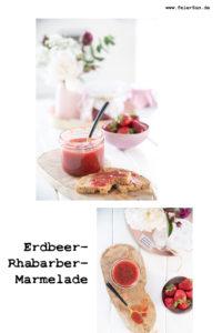 Frische Erdbeeren und Rhabarber sowie ein Hauch von Vanilleriechen und schmecken nach purem Sommer. Pack Dir doch den Sommer einfach ins Glas. Die leckerste Rhabarbermarmelade ganz leicht nach zu kochen. Die Rhabarber-Saison ist zu schnell vorbei, da lohnt es sich den Frühling im Glas einzufangen. #RhubarbPineapple #feierSun #feierSunFood #sommerimglas