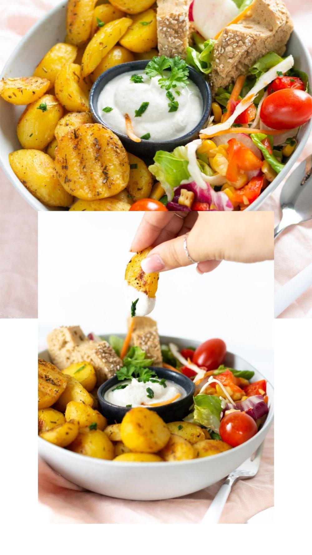 Diese vegane CASHEW SOUR CREAM benötigt nur 5 Zutaten und ist in weniger als 30 Minuten fertig. Genießen Sie es zusätzlich zu veganem Chili, Sandwiches, Suppe, Burritoschalen, Salaten und vielem mehr. Es ist einfach, cremig und lecker!