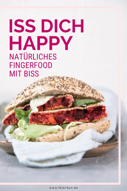 Iss dich Happy mit natürlichm Superfood und Gemüse das dich umhauen wird.