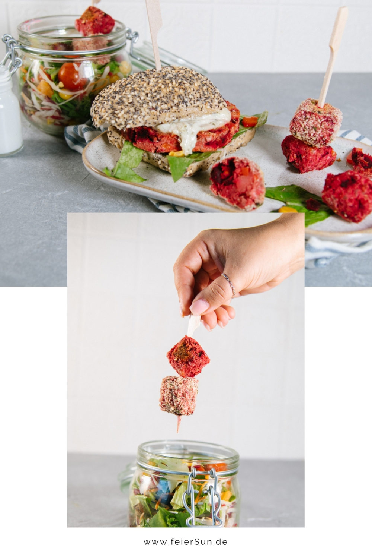 Ob als Burger und Fingerfood, mit GreenDate hast du immer leckeres Gemüse welches du sehen und schmecken kannst.